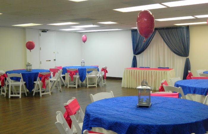 Birthday party venues jupiter gardens event center for Garden room jupiters