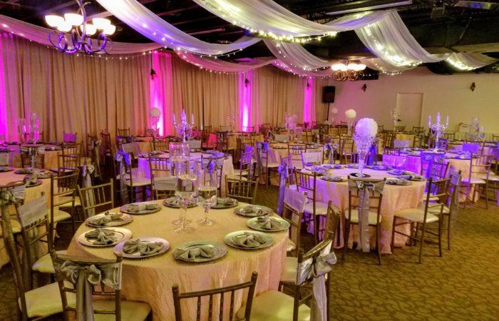 Platinum wedding package jupiter gardens event center for Garden room jupiters