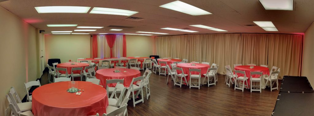 East Reception Room - wedding reception for less than 70 ...