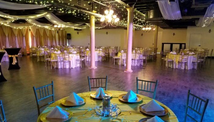 See indoor photo 39 s the athena reception room jupiter for Garden room jupiters